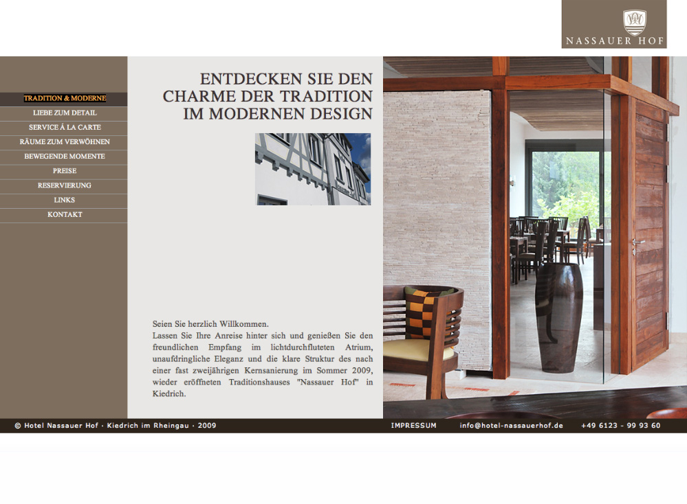 Webdesign-5steps-online Nassauerhof screenshot1 b999