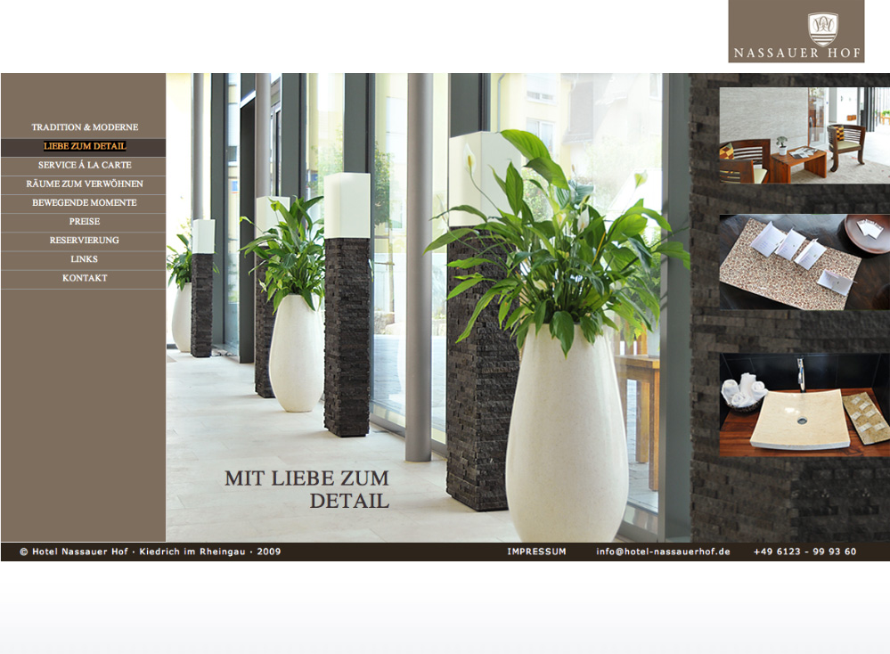 Webdesign-5steps-online Nassauerhof screenshot2 b999